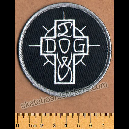 Dogtown Skateboard Patch - Ese