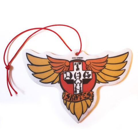 Dogtown Skateboards Air Freshener Wings (Cherry Scent) - SkateboardStickers.com  - 1