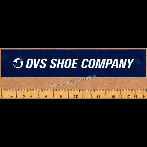 DVS Shoes Skateboard Sticker