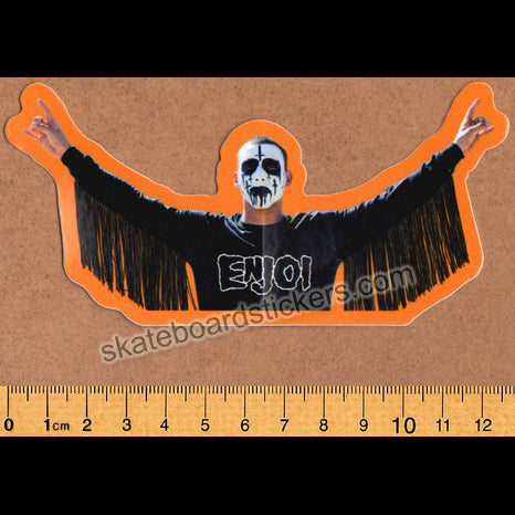 Enjoi KOTR Skateboard Sticker