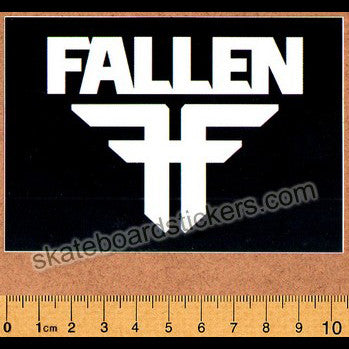 Fallen Skateboard Sticker