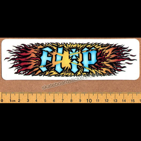 Flip Skateboard Sticker