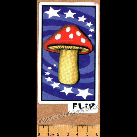 Flip Skateboard Sticker - Tom Penny