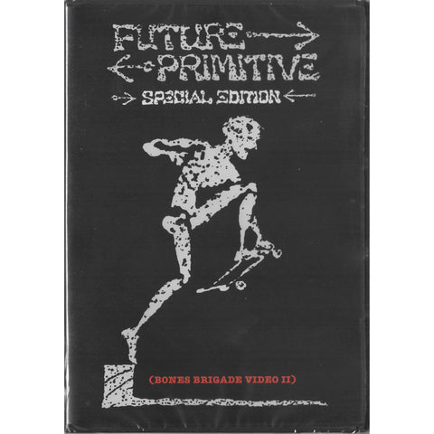 Powell Peralta Future Primitive Special Edition Old School Skateboard DVD