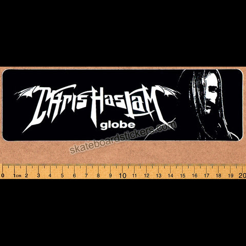 Globe Skateboard Sticker - SkateboardStickers.com