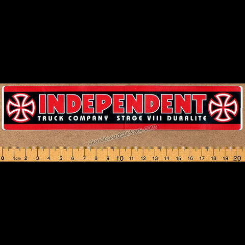 Independent Truck Company Skateboard Sticker