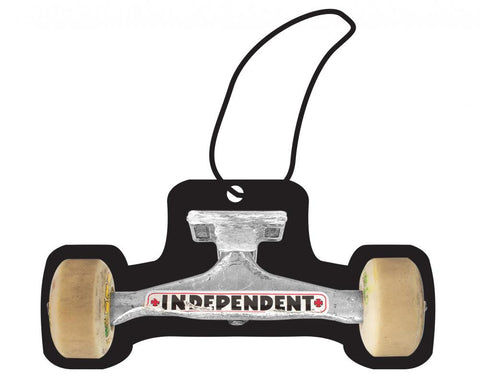 Independent Trucks Built to Grind Air Freshener - SkateboardStickers.com  - 1