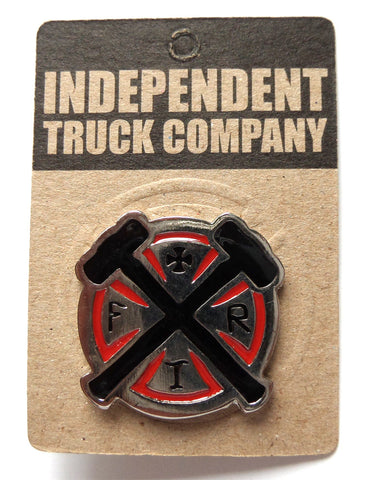 Independent Trucks Push Back Pin - SkateboardStickers.com  - 1