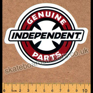 Independent Trucks Skateboard Sticker - SkateboardStickers.com