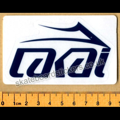 Lakai Footwear Skateboard Sticker