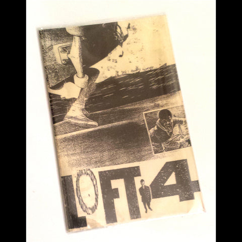 Club Homeboy – Loft Skate / BMX Zine Issue 4