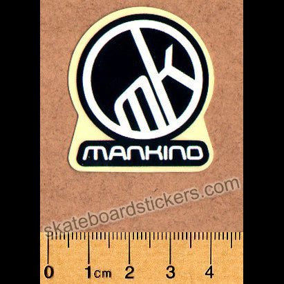 Mankind BMX Sticker