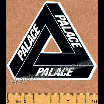 Palace Skateboard Sticker - SkateboardStickers.com