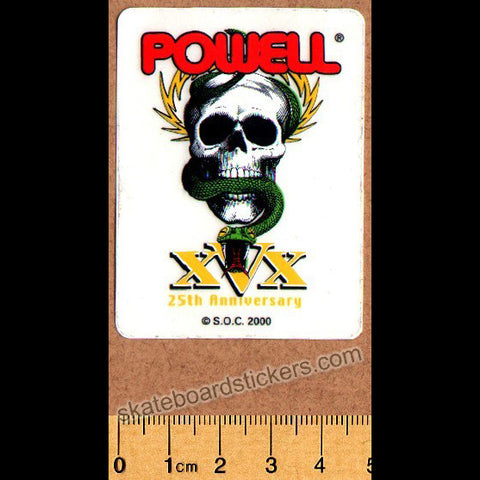 Powell Peralta Old School Vintage Mike McGill Skateboard Sticker