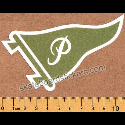 Primitive Skateboard Sticker