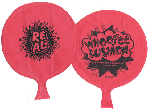 Real Skateboards Whoopee Cushion - SkateboardStickers.com