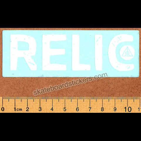 Relic BMX Sticker