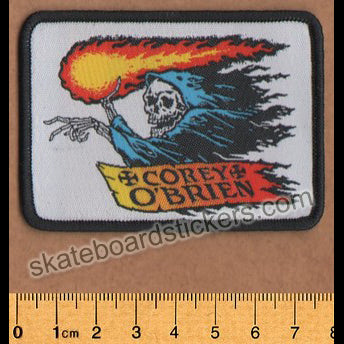 Santa Cruz - Corey O'Brien Skateboard Patch