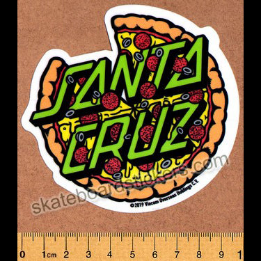 Santa Cruz X Teenage Mutant Ninja Turtles™ Skateboard Sticker