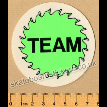 Schmitt Stix - Team Old School Skateboard Sticker