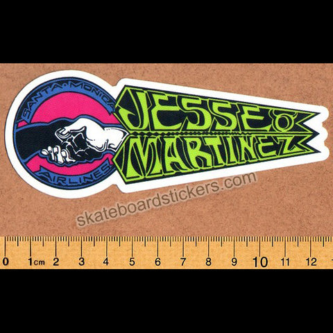 Santa Monica Airlines / SMA - Official Reissue Jesse Martinez Handshake