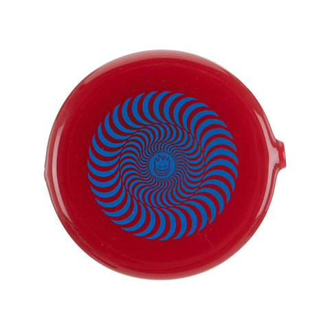 Spitfire Coin Pouch Classic 87' Swirl - Red
