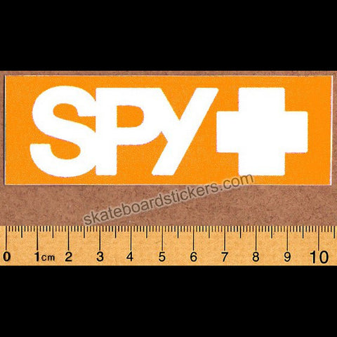 Spy Optic Sunglasses Skateboard Sticker - Logo