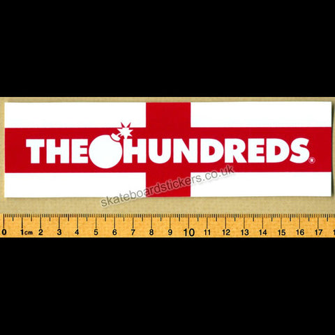 The Hundreds Skateboard Sticker