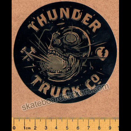 Thunder Trucks One Liner Skateboard Sticker - SkateboardStickers.com