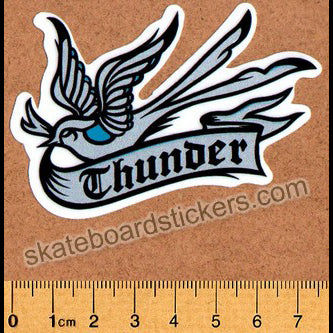 Thunder Trucks - Thunderbird Skateboard Sticker