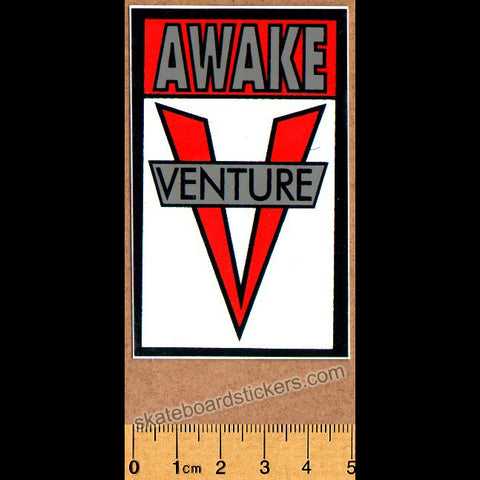 Venture Trucks Old School Skateboard Sticker