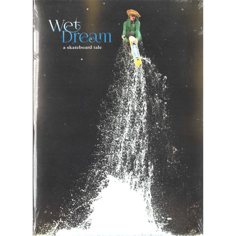 Wet Dream: A Skateboard Tale BLU-RAY Disc - SkateboardStickers.com  - 1