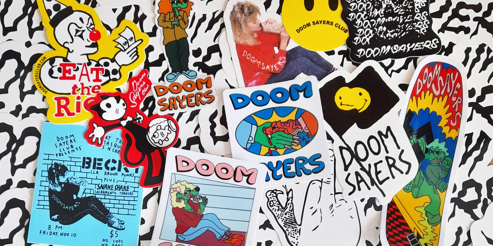 Powell Peralta Stickers!