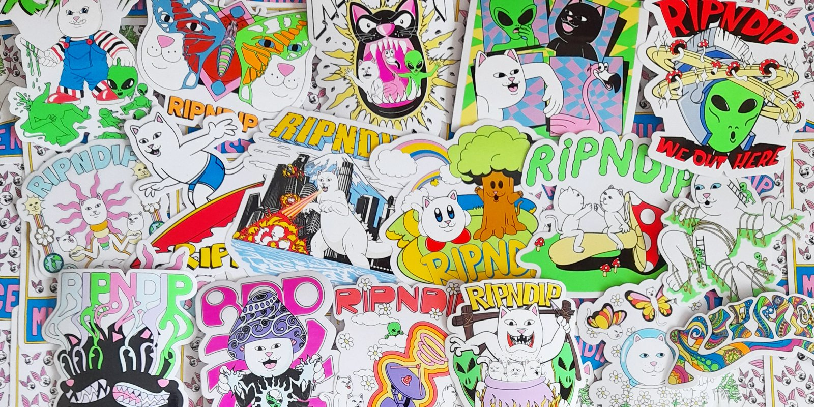 Dogtown Stickers!