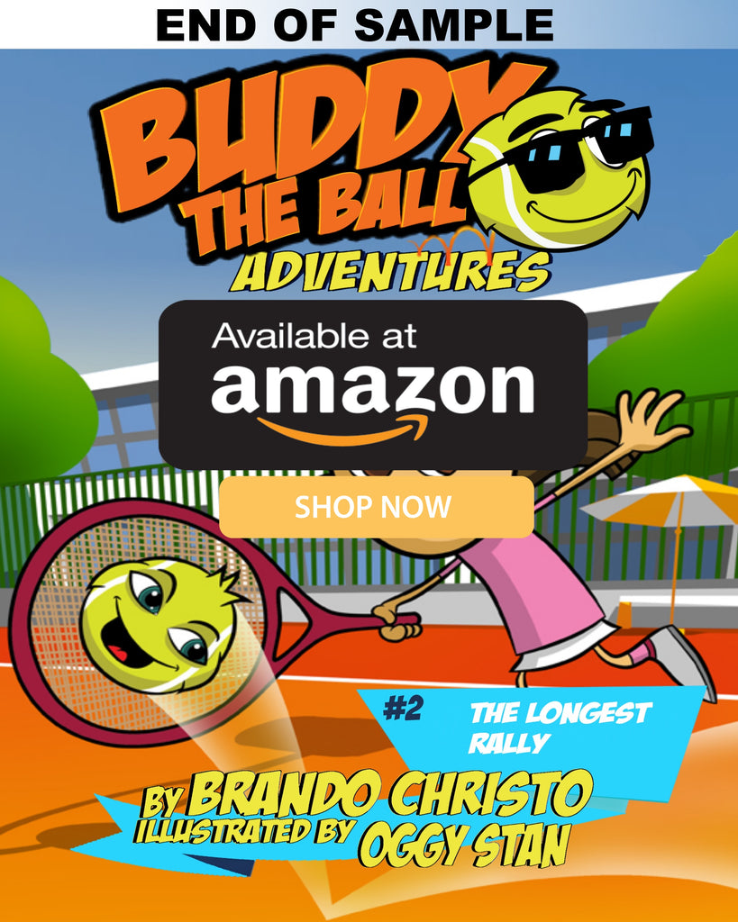 Buddy the Ball Adventures Volume Two
