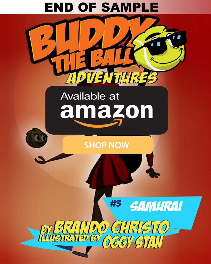 Buddy the Ball Adventures Volume Three