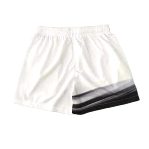 Boy's White Zoom Shorts