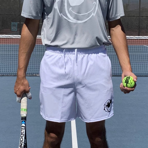 Shorts - Buddy's ATP Player White
