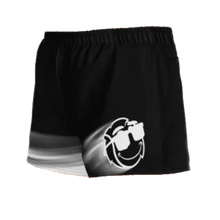Load image into Gallery viewer, Ladies Black Zoom Shorts