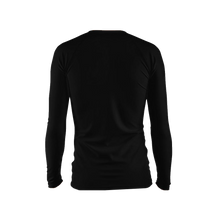 Load image into Gallery viewer, Men's Black Zoom Stretch Tight Long Sleeve