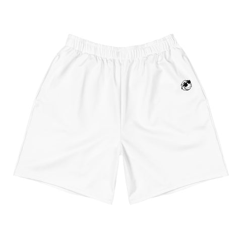 Shorts - White Pocket Logo