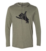 Load image into Gallery viewer, Shaka CR Hoodie Tee (Unisex)