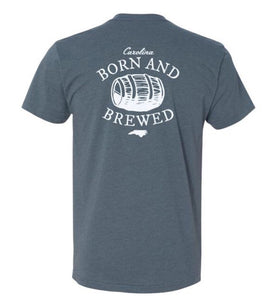 Carolina Born and Brewed (Unisex)