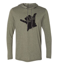 Load image into Gallery viewer, Shaka ME Hoodie Tee (Unisex)