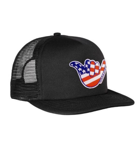 Shaka in the USA Patch Hat