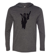Load image into Gallery viewer, Shaka VT Hoodie Tee (Unisex)