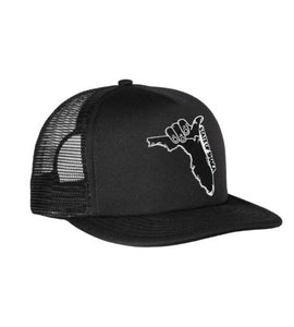 Shaka FL Foam Trucker Patch Hat
