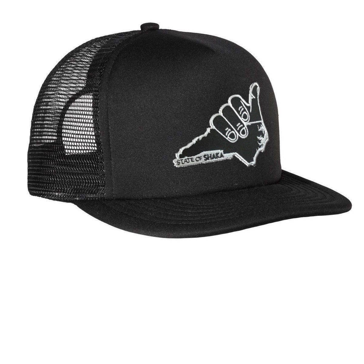 4426861b10d best price shaka nc trucker patch hat 5b8fe 08400