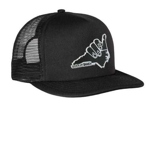 Shaka NC Trucker Patch Hat