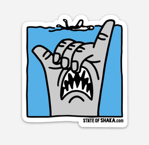 Shakattack (Sticker)